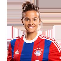Lena Lotzen, F.C. Bayern München
